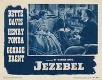 Jezebel - 11 x 14 Movie Poster - Style F