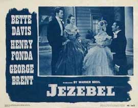 Jezebel - 11 x 14 Movie Poster - Style H