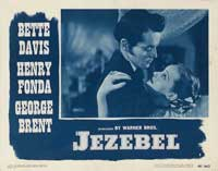 Jezebel - 11 x 14 Movie Poster - Style K