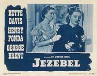 Jezebel - 11 x 14 Movie Poster - Style L
