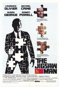 The Jigsaw Man - 11 x 17 Movie Poster - Style A