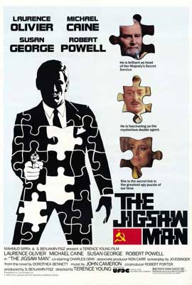 The Jigsaw Man - 27 x 40 Movie Poster - Style A