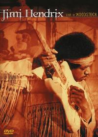 Jimi Hendrix: Live at Woodstock - 11 x 17 Movie Poster - Style A