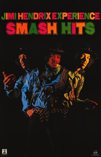 Jimi Hendrix - Music Poster - 22 x 34 - Style E
