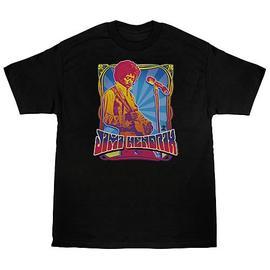 Jimi Hendrix - Psychadelic Poster T-Shirt