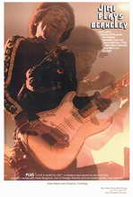 Jimi Plays Berkeley - 27 x 40 Movie Poster - Style A