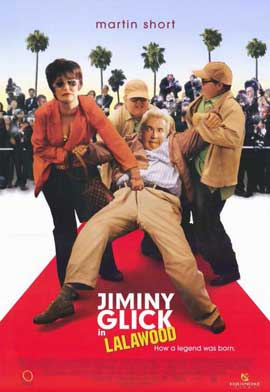 Jiminy Glick in La La Wood - 11 x 17 Movie Poster - Style A