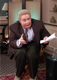 Jiminy Glick in La La Wood - 8 x 10 Color Photo #4