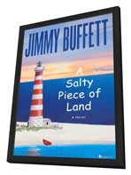 Jimmy Buffett - 11 x 17 Movie Poster - Style A - in Deluxe Wood Frame