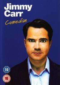 Jimmy Carr: Comedian - 43 x 62 Movie Poster - Bus Shelter Style A