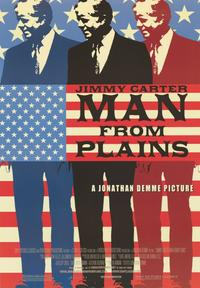 Jimmy Carter: Man From Plains - 43 x 62 Movie Poster - Bus Shelter Style A