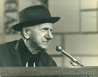 Jimmy Durante - 8 x 10 B&W Photo #50