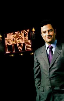 Jimmy Kimmel Live - 11 x 17 TV Poster - Style A