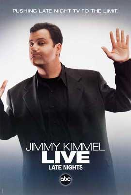 Jimmy Kimmel Live - 27 x 40 Movie Poster - Style A