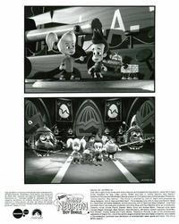 Jimmy Neutron: Boy Genius - 8 x 10 B&W Photo #2