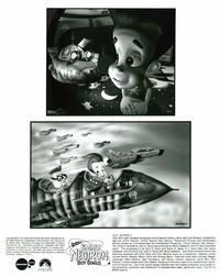Jimmy Neutron: Boy Genius - 8 x 10 B&W Photo #3