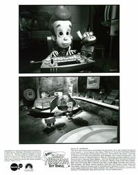Jimmy Neutron: Boy Genius - 8 x 10 B&W Photo #4