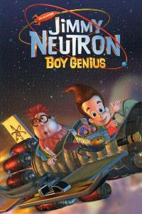 Jimmy Neutron: Boy Genius - 11 x 17 Movie Poster - Style D