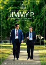 """Jimmy P."" Movie Poster"
