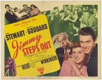 Jimmy Steps Out - 11 x 14 Movie Poster - Style D