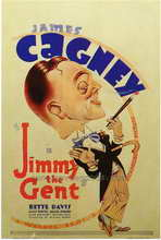 Jimmy the Gent - 27 x 40 Movie Poster - Style B