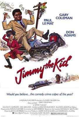 Jimmy the Kid - 27 x 40 Movie Poster - Style A