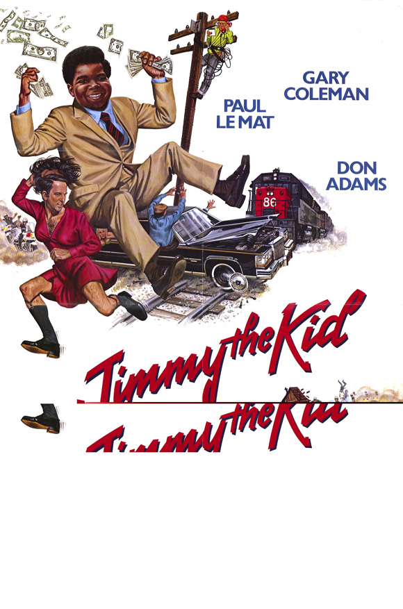 Jimmy the Kid movie