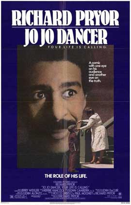 Jo Jo Dancer, Your Life Is Calling - 11 x 17 Movie Poster - Style A