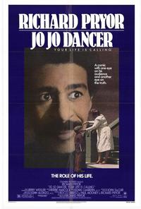 Jo Jo Dancer, Your Life Is Calling - 27 x 40 Movie Poster - Style B