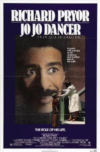 Jo Jo Dancer, Your Life Is Calling - 43 x 62 Movie Poster - Bus Shelter Style A