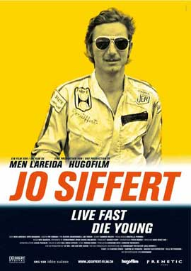 Jo Siffert: Live Fast - Die Young - 11 x 17 Movie Poster - Swiss Style B