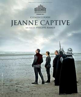 Joan Captive - 11 x 14 Poster French Style A