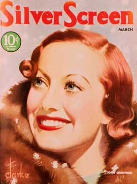 Joan Crawford - 11 x 14 Movie Poster - Style R