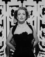 Joan Crawford - Joan Crawford wearing a Tank top Dress with Necklace in a Classic Portrait