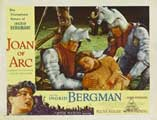 Joan of Arc - 11 x 14 Movie Poster - Style I