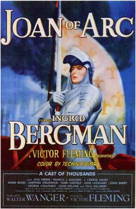 Joan of Arc - 11 x 17 Movie Poster - Style A