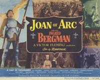Joan of Arc - 11 x 14 Movie Poster - Style A