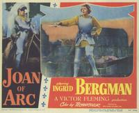 Joan of Arc - 11 x 14 Movie Poster - Style B
