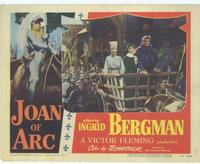 Joan of Arc - 11 x 14 Movie Poster - Style C