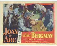 Joan of Arc - 11 x 14 Movie Poster - Style D