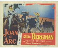 Joan of Arc - 11 x 14 Movie Poster - Style F