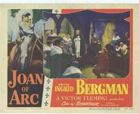 Joan of Arc - 11 x 14 Movie Poster - Style G