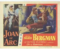 Joan of Arc - 11 x 14 Movie Poster - Style H