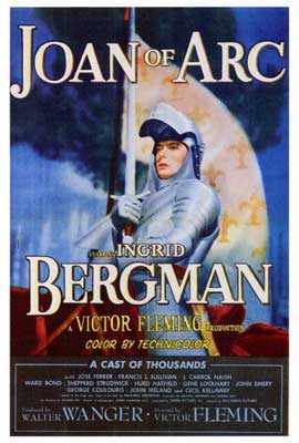 Joan of Arc - 27 x 40 Movie Poster - Style A