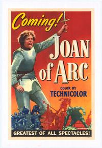 Joan of Arc - 11 x 17 Movie Poster - Style B