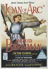 Joan of Arc - 11 x 17 Movie Poster - Australian Style A