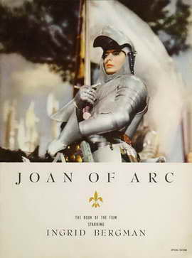 Joan of Arc - 11 x 17 Movie Poster - Style D