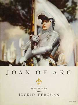 Joan of Arc - 27 x 40 Movie Poster - Style D