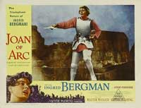 Joan of Arc - 11 x 14 Movie Poster - Style K