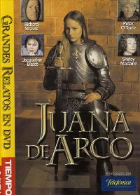 Joan of Arc - 27 x 40 Movie Poster - Spanish Style A
